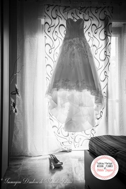 abito da sposa fotografo wedding planner torino