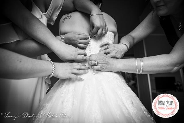 abito da sposa wedding planner torino