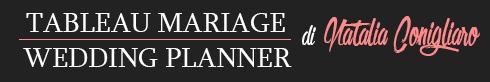 Tableau Mariage Wedding Planner di Natalia Conigliaro