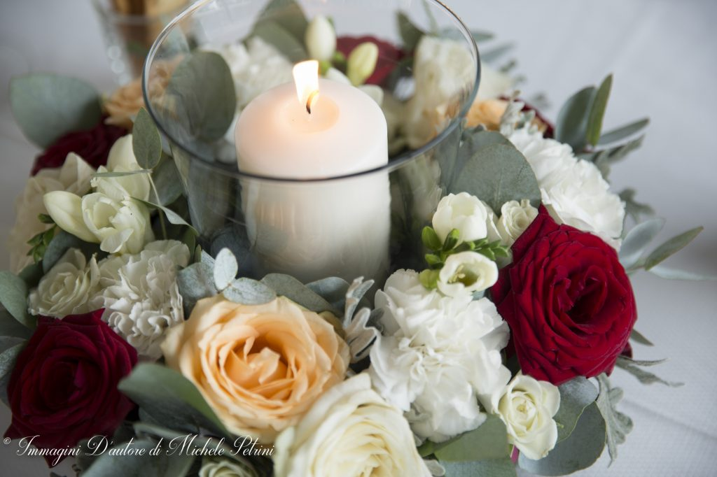 centrotavola wedding planner torino matrimonio