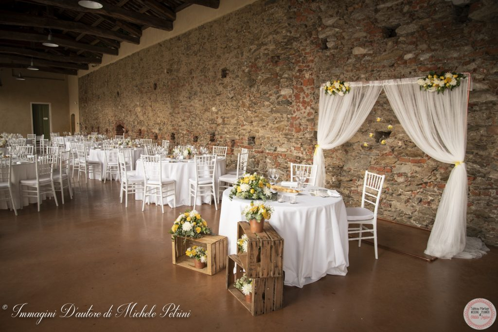 cena location allestimento wedding planner torino matrimonio