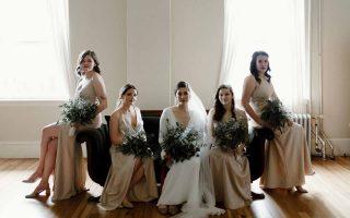 damigella d'onore matrimonio sposa